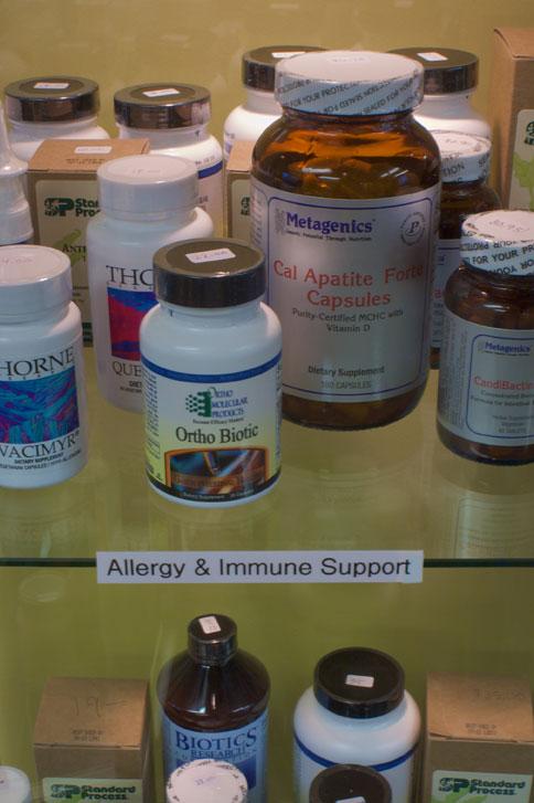 Bainbridge Island Supplements Allergy and Immune Support